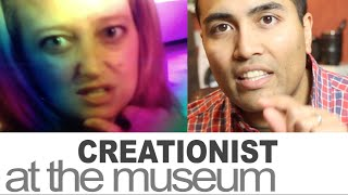 Creationist at The Museum - Let's Send a Message!(Creationist at The Museum - Let's Send a Message! GOFUND ME LINK: http://www.gofundme.com/hu5nmw ..., 2014-12-03T17:00:21.000Z)