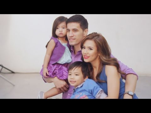 Behind the Scenes with Danica and Marc Pingris For SP