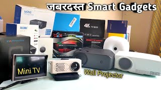 My Smart Gadgets Special Q&A Projector, TV Box, Smartwatch, Earbuds, Speakers | BR Tech Films