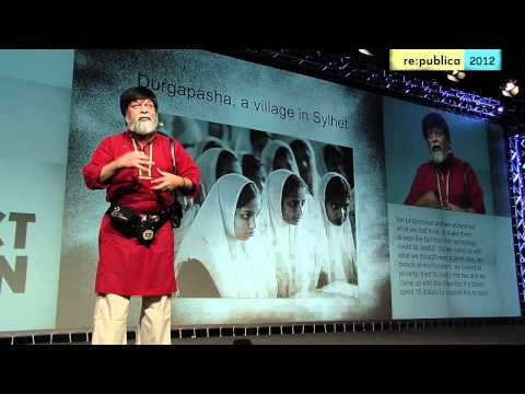 re:publica 2012 - Shahidul Alam - The Borders of the Global Village on YouTube