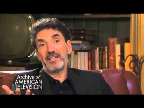 "Chuck Lorre on replacing Charlie Sheen on ""Two and a Half Men""- EMMYTVLEGENDS.ORG"