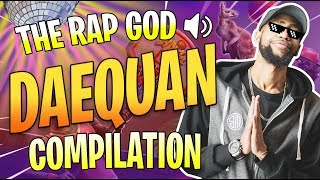 TOP 10 Daequan Rap - Daquan Funny Moments ( RAP GOD FUNNIEST MOMENTS )
