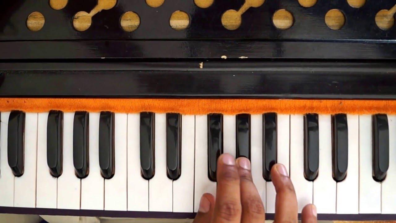 Sargam Notes Harmonium