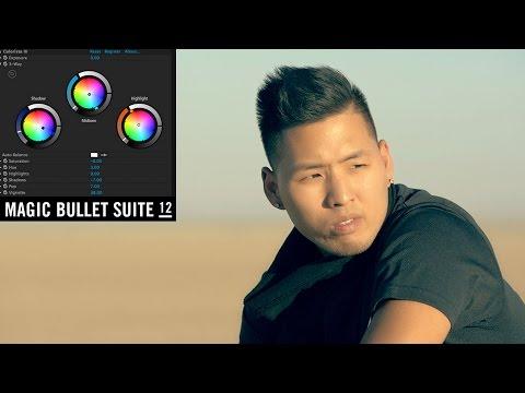 Color Grading with Magic Bullet Suite 12 (Part 1)