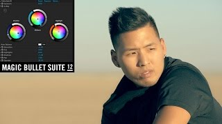 Color Grading with Magic Bullet Suite 12 (Part 1)