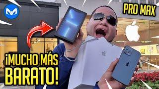 COMPRANDO NUEVO iPhone 12 Pro Max BARATO EN APPLE!!!!!!!!!!