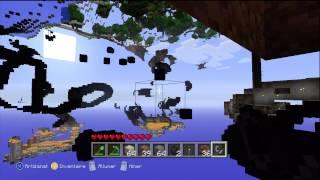 Minecraft Xbox: bug graphique