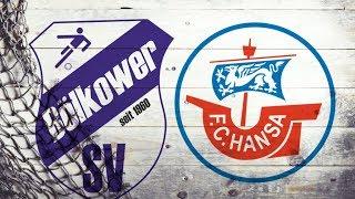 Interviews nach der 3. Landespokalrunde | Auswärtsspiel Bölkower SV