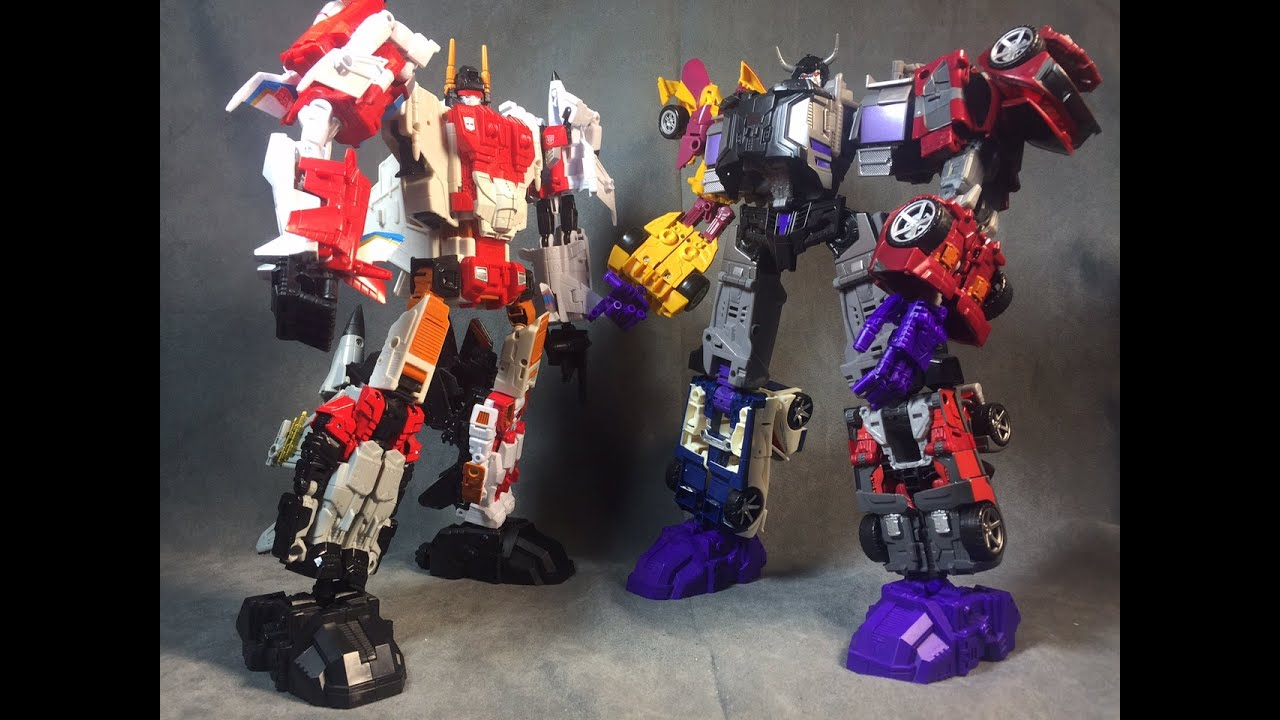 perfect effect upgrades for transformers combiner wars