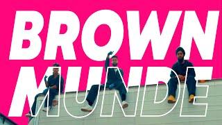 BROWN MUNDE (KSW REMIX) | AP DHILLON | GURINDER GILL | SHINDA KAHLON | GMINXR