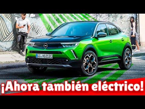 ⚡ OPEL MOKKA 2020 (+ Mokka-e) ✅ SUV, 100% eléctrico y totalmente nuevo