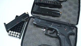 Опыт эксплуатации личного пистолета за один год.