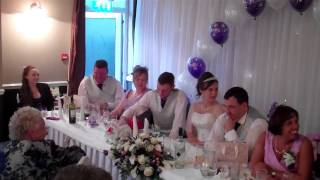 Sam's Best Man Speech - Ben and Hannah's Wedding 19.09.15(Sam's best man speech from the wedding of Ben and Hannah Maggs 19.09.15., 2015-09-21T13:47:44.000Z)