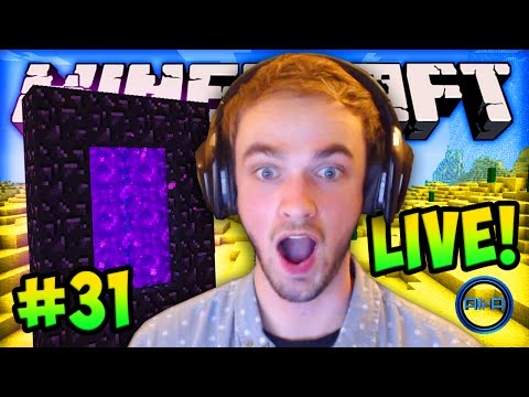 MINECRAFT (How To Minecraft) - w/ Ali-A #31 -
