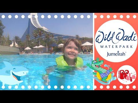 Fun @ Wild Wadi Waterpark, Dubai 2020 🌞💦🇦🇪