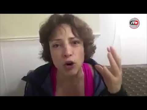 """""""Venezolana"""" que llora en VIDEO y pide no votar por AMLO llama a exterminar a vendedores"""