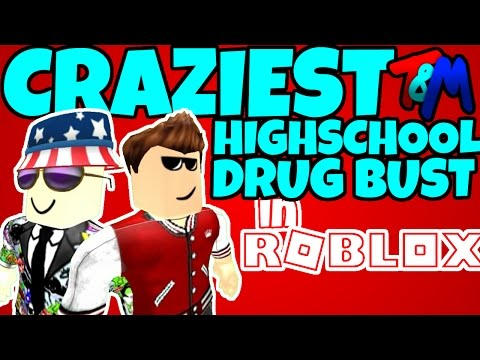 T&M UNDERCOVER in ROBLOX HIGHSCHOOL (feat. TheHealthyCow, TheGameSpace, Alden, and more!)