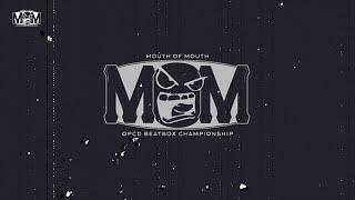 2020 도봉구 OPCD M.O.M BEATBOX CHAMPIONSHIP 홍보영상 | 오리지널 프로덕션