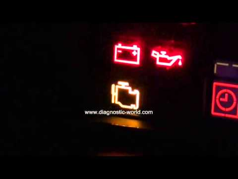 Skoda Engine Management Warning Light Need To Diagnose