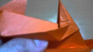 Origami Rabbit Part 2 - (reuploaded)