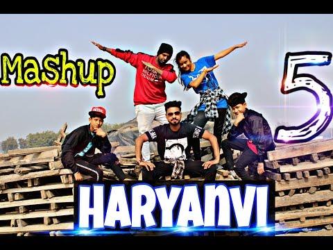 The Haryanvi mashup 5 Dance | Haryanavi Hip Hop | Lokesh Gurjar | Choreography by | Amit Kumar |