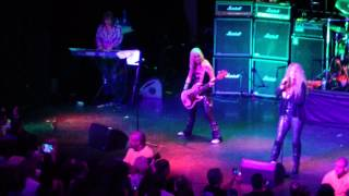 Vixen, Edge Of A Broken Heart - Monsters Of Rock Cruise 2014