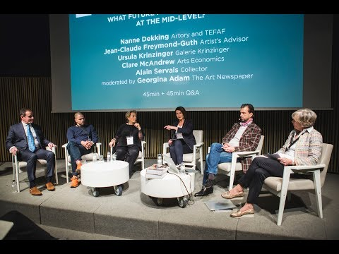 WHAT FUTURE FOR THE ART MARKET AT THE MID-LEVEL?