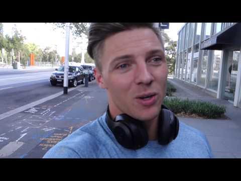 Workout Youtuber | Steve Cook | Australia Day 2
