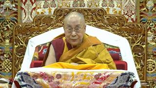 Далай-лама. Учения в Цюрихе 23 сентября 2018 г.