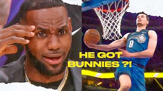 "NBA ""UNEXPECTED Dunks"" MOMENTS"