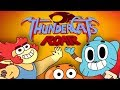 ThunderCats Roar Trailer Reaction... Gumball Ripoff?!