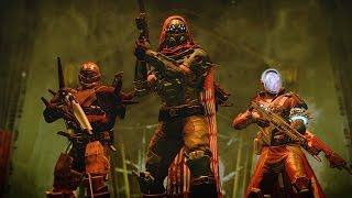 Official Destiny: The Taken King We Are Guardians Trailer