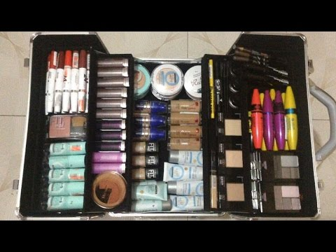 set maquillaje maybelline