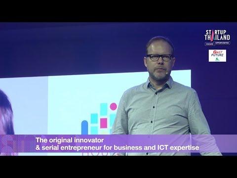 The original innovator & serial entrepreneur for business and ICT expertise