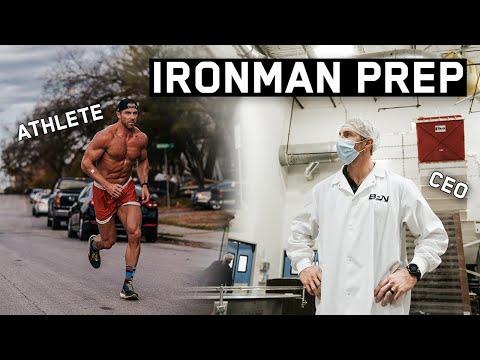 Training For An Ironman & Running A Business | S2.E5