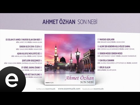 Senden Meded Senden Meded (Ahmet Özhan) Official Audio #sonnebi #ahmetozhan