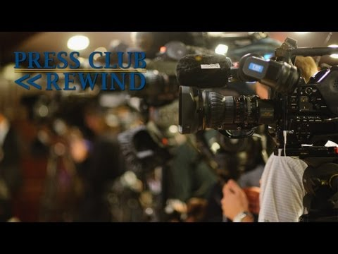 Press Club Rewind - July 22, 2013