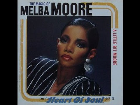 MELBA MOORE   Livin' For Your Love    R&B