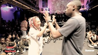 FINALS KYOKA Vs JIMMY Hiphop Forever 2014