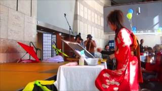 Japanese Contemporary Dance Art