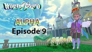 Roblox World//Zero Alpha NEW RPG GAMEPLAY [Episode 9]