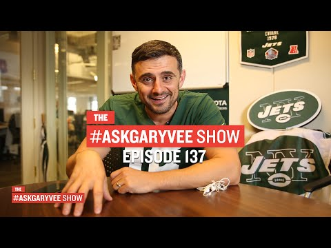 #AskGaryVee Episode 137: The New York Jets Ask Questions About Social Media