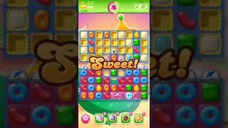 Candy crush jelly saga level 859(NO BOOSTER)