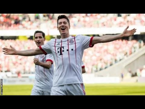 Robert Lewandowski: Meet the Bayern Munich striker looking to knock out Real Madrid