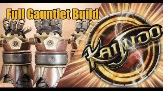 Prop: Shop - Kaijudo Gauntlet Trophy Build