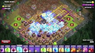 Clash of Clans MOST EPIC ATTACK IN HISTORY #2017 [2]