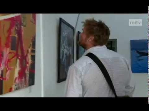 mitv - Paintings: Friends Exhibit Artwork