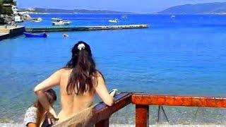 #Черногория Отдых Цены - 1 (#Montenegro Holiday Prices -1)(Увлекательная морская экскурсия в Черногории на небольшом катере по маршруту Херцег Нови - пляж Жаница..., 2016-08-14T19:39:44.000Z)