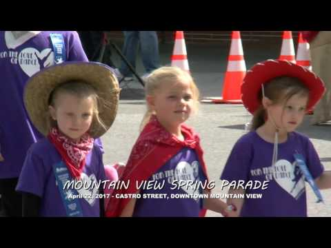 Mountain View Spring Parade 2017