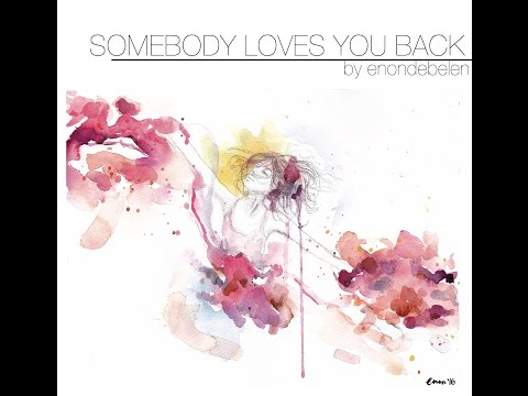 Speed Up Watercolor Portrait Painting – Somebody Loves You Back